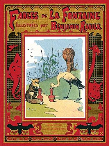 Les Fables de La Fontaine illustrées par Benjamin Rabier