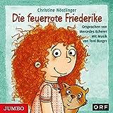 Die feuerrote Frederike