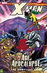 [X-men: The Complete Age Of Apocalypse Epic: Book 4] (By: Adam Kubert) [published: November, 2006]