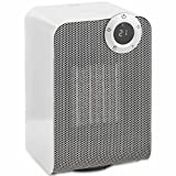 VonHaus Oscillating Ceramic Fan Heater 1800W –...