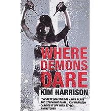 Where the Demons are Rachel Morgan book 6