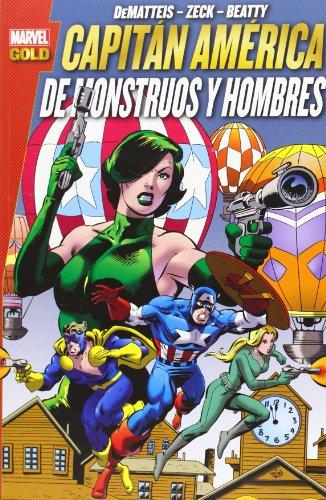 Capitán América : De monstruos y hombres
