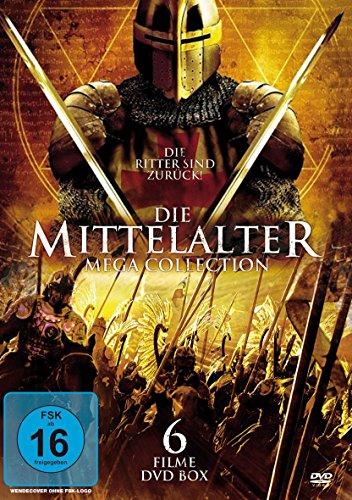 Bild von Die Mittelalter Mega Collection - Die Ritter sind zurück! [2 DVDs]