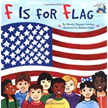 F Is for Flag (Reading Railroad) by Lewison, Wendy Cheyette (2002) Paperback