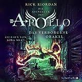Das verborgene Orakel: 5 CDs (Die Abenteuer des Apollo, Band 1)