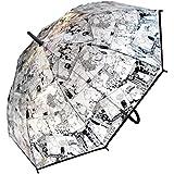 Mumin Kunststoff Regenschirm Comic MMUM1580