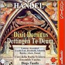 Te Deum und Dixit Dominus
