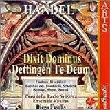 Te Deum und Dixit Dominus -