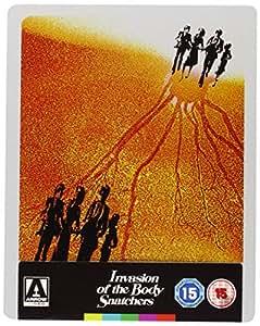 Invasion of the Body Snatchers [Blu-ray SteelBook]