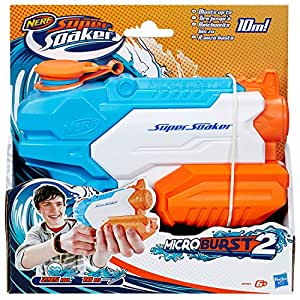 Nerf Super Soaker Microburst 2 Blaster by SuperSoaker