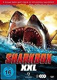 SHARKBOX XXL ( 9 Filme - 3 DVDs - incl Sharknado )