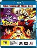 Dragon Ball Z - Super Saiyan God Double Pack ( Dragon Ball Z: Kami to kami ) ( Battle of Gods / Resurrection F ) [ Origine Australiano, Nessuna Lingua Italiana ] (Blu-Ray)