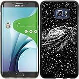 SilikonHülle für Samsung Galaxy S6 Edge Plus - Galaxis by hera56