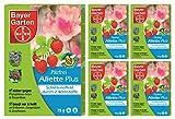 Oleanderhof Sparset: 5 x BAYER GARTEN Pilzfrei Aliette Plus, 75 g + gratis Oleanderhof Flyer