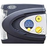 Ring RAC635 Preset Digital Tyre Inflator, Air Compressor Tyre Pump, 3 Min Tyre Inflation, LED Light, Carry Case, Valve…