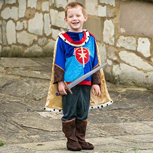 Imagen de disfraz infantil príncipe travis desing 6  8 años  alternativa