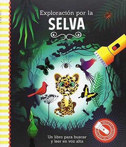 Exploración por la selva