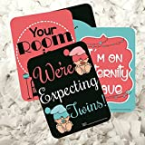 #9: SYGA Set Of 27 Pregnancy Milestone Cards - Pregnancy Reveal - Pregnancy Cards - Pregnancy Gift - Pregnancy Journal - New Mom Gift - Newborn Photo Prop