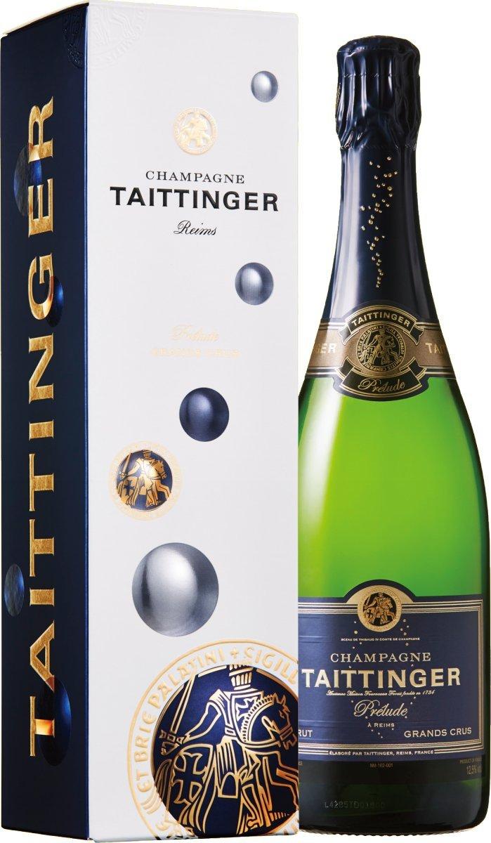 Taittinger Prelude Grand Crus Champagne Non Vintage, 75 cl