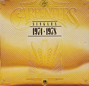 Carpenters Singles 1974 - 1978