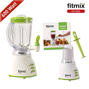 bekend van tv: fitmix blender groen: amazon.it: casa e cucina - Mediashopping Casa E Cucina