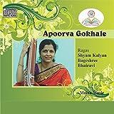 #4: Hindustani Classical Vocal - Apoorva Gokahle ( Set of 3 Audio Cd's )