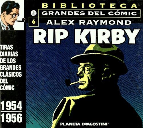Rip Kirby 1954-1956 nº 06/12