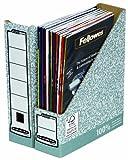 Bankers Box System Stehsammler 10 Stück grau