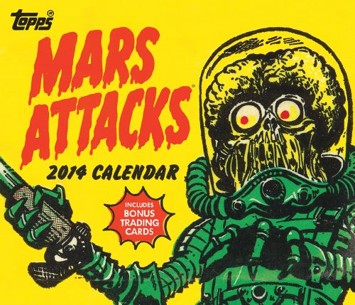 Mars Attacks 2014 Wall Calendar (Wall Calendars)