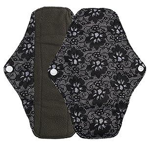 Menstrual Pad,Webla Reusable Bamboo Cloth Washable Sanitary Napkins Environmental Mama Sanitary Towel Pads