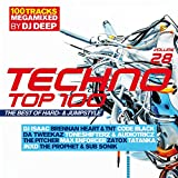 Techno Top 100 Vol.28 the Best of Hard-and Jumpst