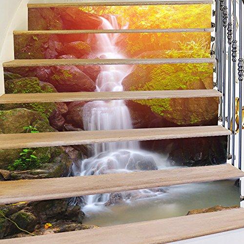 autocollants-escaliers-3d-forest-falls-bricolage-autocollants-auto-adhesif-appose-escalier-renove-et