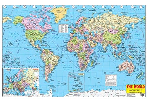 World map ebook dreamland publications amazon kindle store world map by dreamland publications gumiabroncs Images