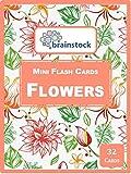 #6: Flowers Mini Flash Cards - Brainstock Flash Cards