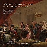 Laserna: Musica en Los Salones y Teatros del Madrid del Siglo XVIII