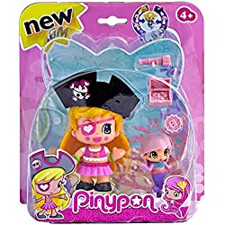 Pinypon Piratas y Sirenitas - Figura pirata.