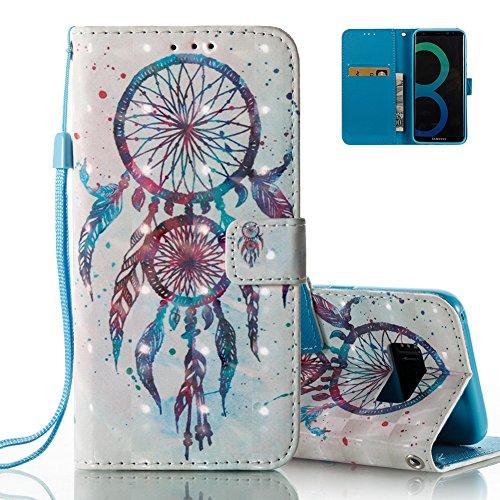 aeequer-flip-portefeuille-etui-pour-samsung-galaxy-s8-blanc-elegant-motif-attrape-reve-bleu-housse-a