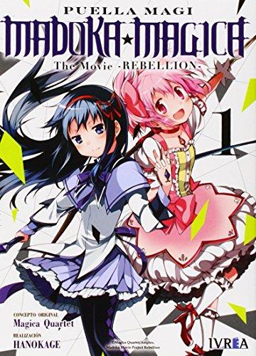 Madoka Magica  Rebellion 1 (Madoka Magica Rebellion Story)