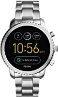 Fossil Explorist Analog-Digital Black Dial Men's Watch - FTW4000