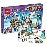 LEGO - 41324 - Friends - Jeu de Construction - La station de ski...