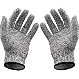 Falcon18 Cut Resistant Gloves, High Performance Level 5 Protection, Very durable and superior