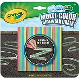 Crayola 51-4105-E-000 - Straßenkreide, 5 Stück