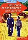 Des souris et des hommes par Steinbeck