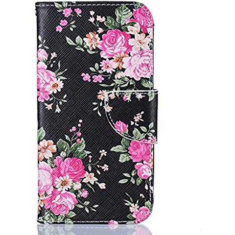 Buona Qualità PU Leather Wallet Paraurti per Samsung Galaxy J3/J3(2016)