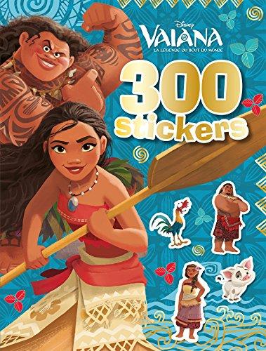 VAIANA - 300 Stickers