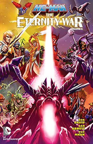 (W) Dan Abnett (A) Pop Mhan, Edgar Salazar (CA) Pop Mhan As the Eternity War rages, Skeletor's past is brought to light. He-Man and She-Ra must find a way to halt his growing threat and fight for a peaceful future even as they are faced with Teela's ...