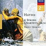 Haydn : 6 string quartets, op. 76