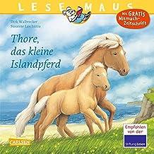 LESEMAUS 88: Thore, das kleine Islandpferd