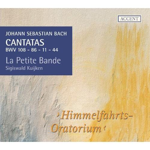 Wahrlich, wahrlich, ich sage euch, BWV 86: Chorale: Und was der ewig gutig Gott (Soprano)