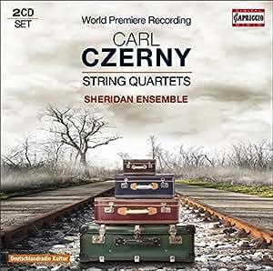 Czerny: String Quartets by Sheridan Ensemble (2015-04-14)